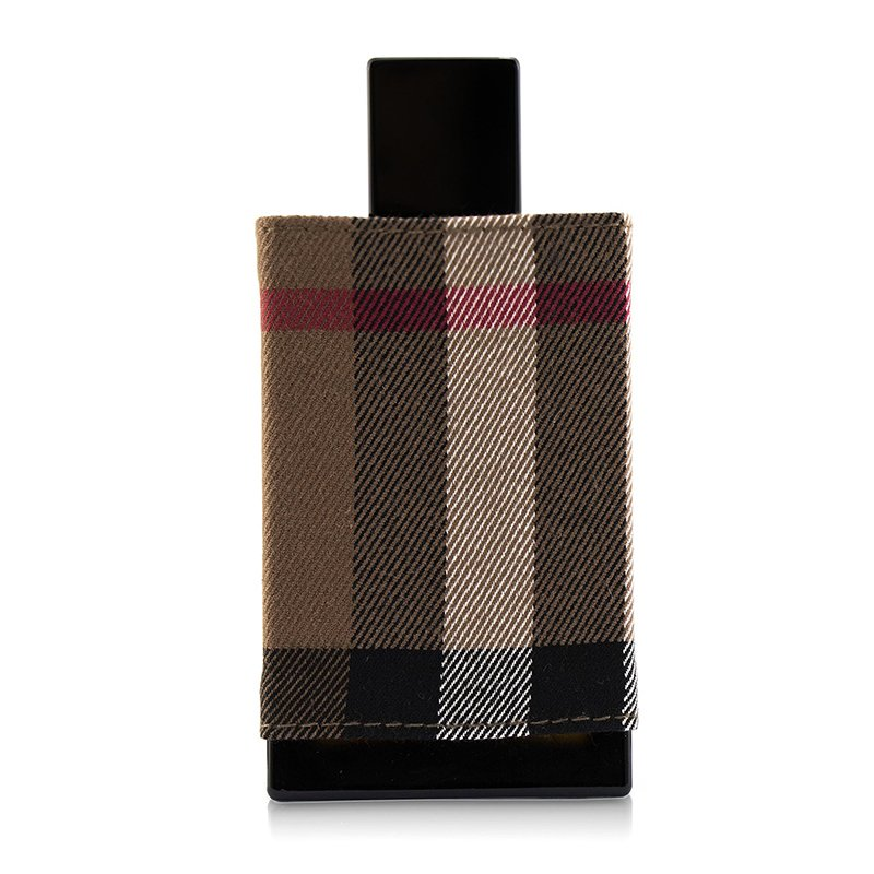 Burberry 博柏利 伦敦(新伦敦)男士淡香水London EDT 30ml/50ml/100ml 高贵细腻 木调龙涎香 提升魅力