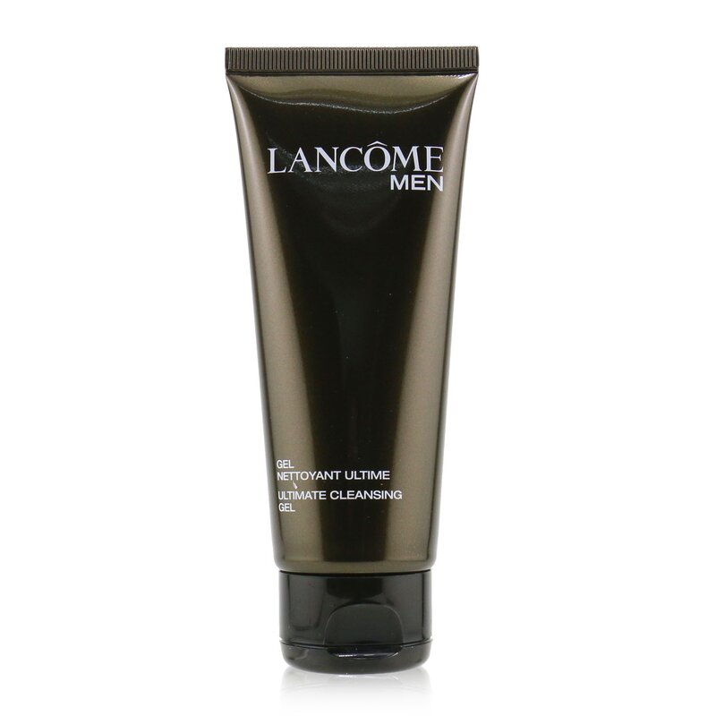 Lancome 兰蔻 男士洁面啫喱 洗面奶  针对各年龄层  基础清洁肌肤浊质  易于清洗  100ml