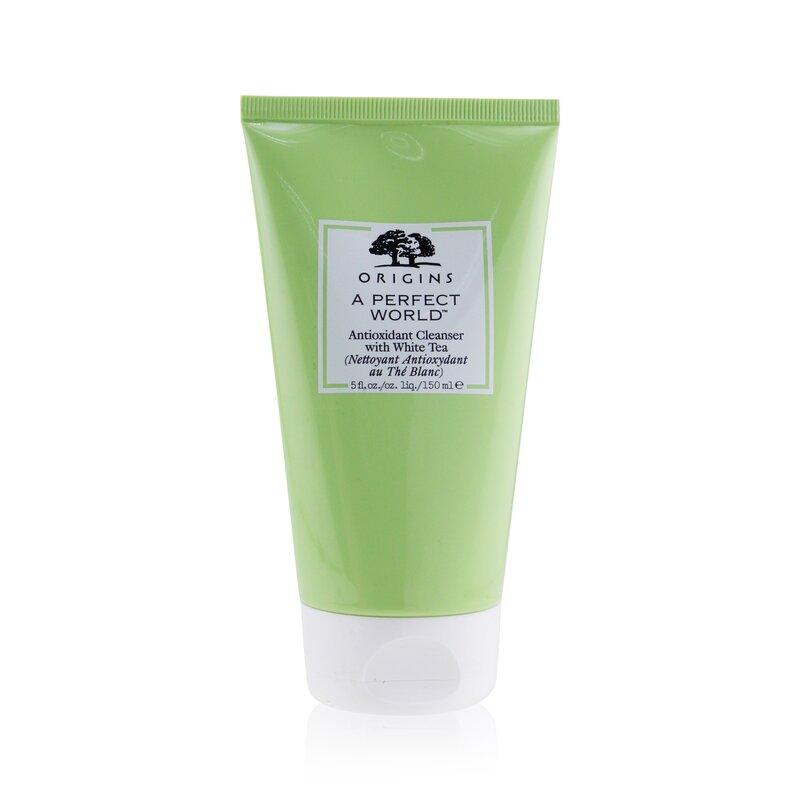 Origins 悦木之源  完美世界白茶抗氧洁面乳 温和亲肤 洁净肌肤 舒缓护肤 洁净光滑  150ml