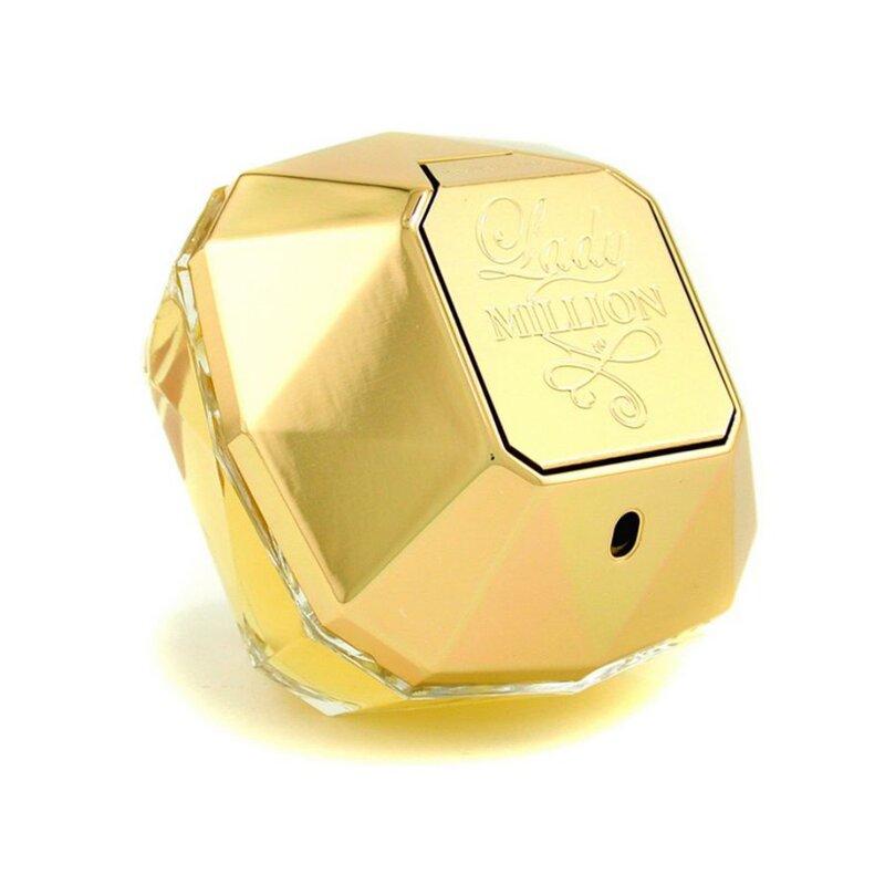 Paco Rabanne 帕高·拉巴纳 百万晶钻女香香水喷雾 30ml/50ml/80ml 清新甜蜜 香气持久