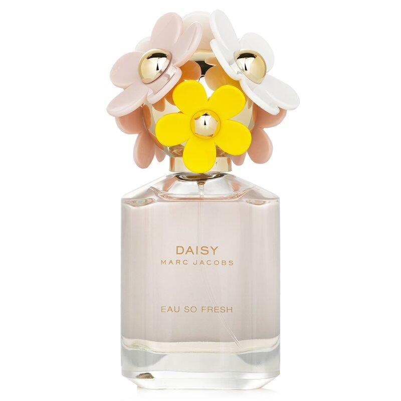 Marc Jacobs 马克·雅可布 清甜雏菊淡香水喷雾 清新香薰 甜美优雅 成熟迷人 适合日常使用 75ml