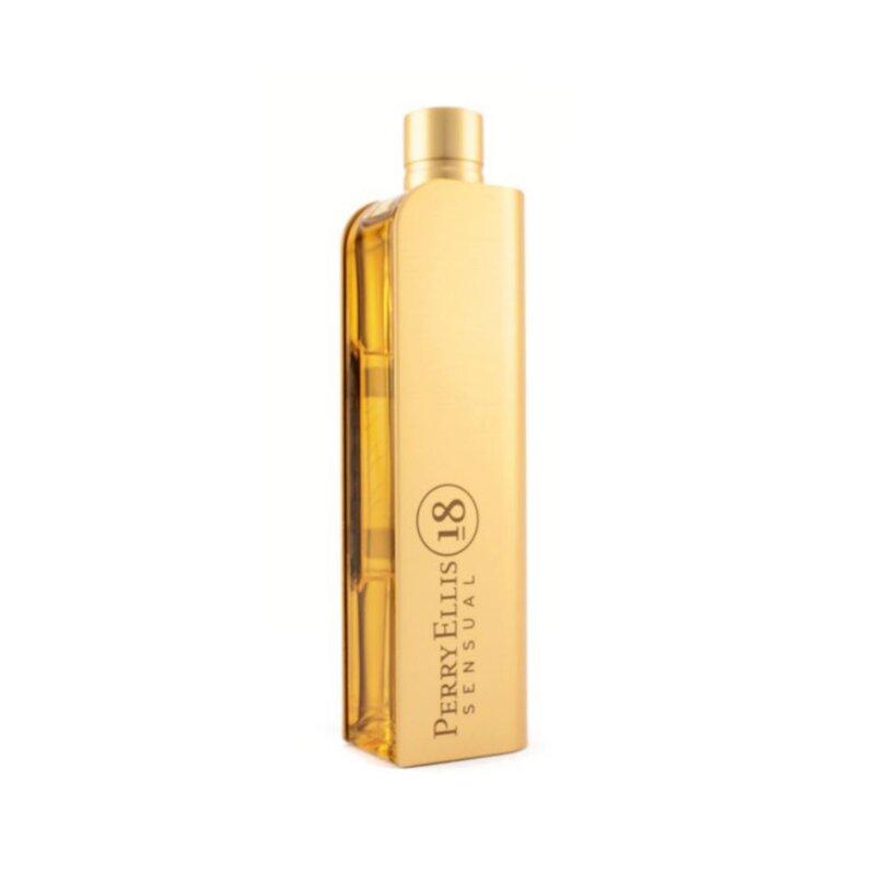 Perry Ellis 派瑞·艾力斯  性感18香水喷雾 100ml 花香香调 时尚性感 充满女性魅力 含有白花浪漫香气