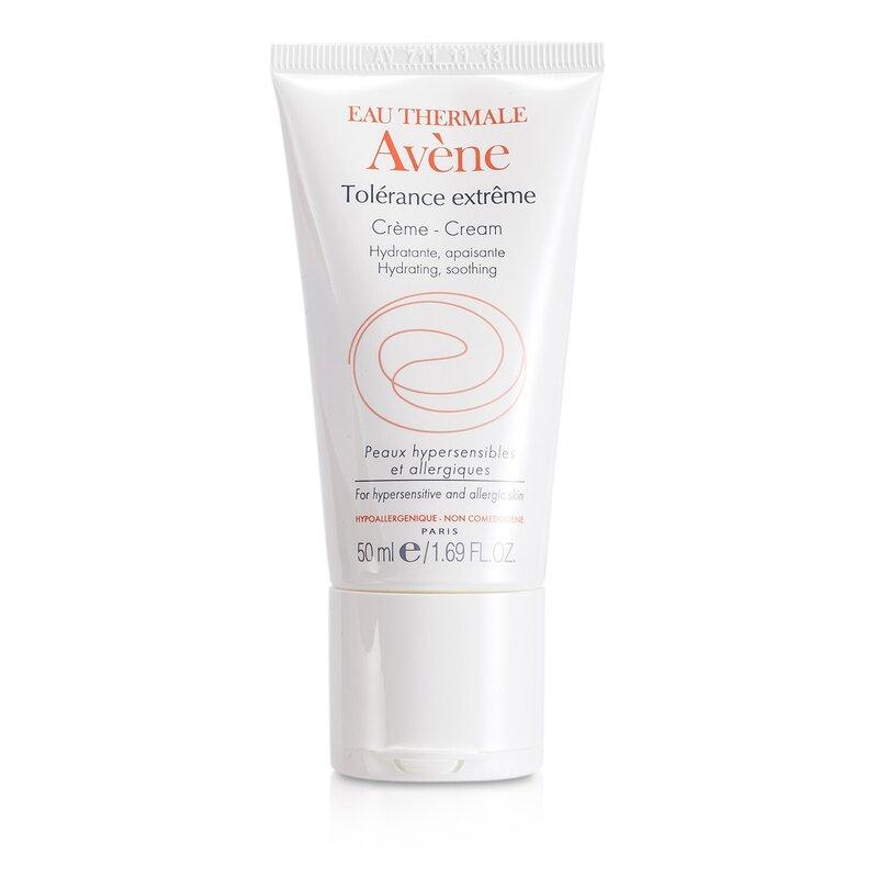 【冬季冰雪节】Avene 雅漾  舒缓特护面霜 水感皮肤 Tolerance Extreme Cream 深层补水50ml