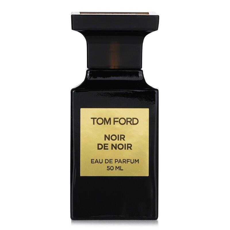 Tom Ford 汤姆福特  黑之黑男士香水Noir De Noir EDP 50ml 浓烈 丰润 高雅 富有魅力 西普东方香氛