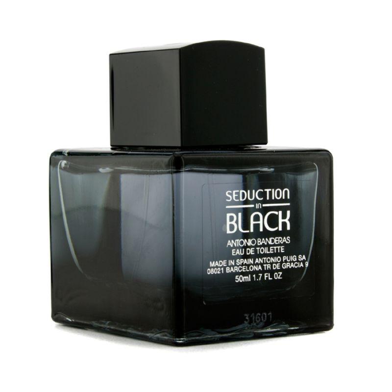 Antonio Banderas 安东尼奥·班德拉斯 黑色诱惑淡香水喷雾 50ml/100ml/200ml