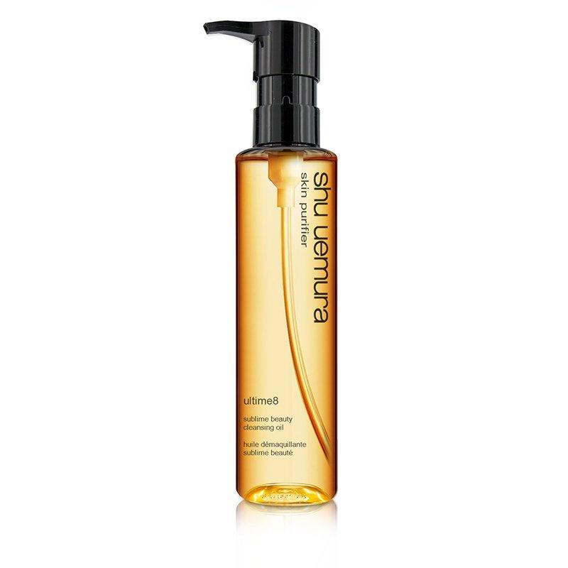 Shu Uemura 植村秀  琥珀活肌洁颜油   有效清洁  轻松去除各类彩妆  调理滋润肌肤 150ml