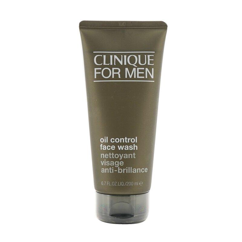 Clinique 倩碧 男士液体控油洁面皂 洗面奶 温和深彻 轻盈控油 舒缓肌肤 凉爽感觉 200ml