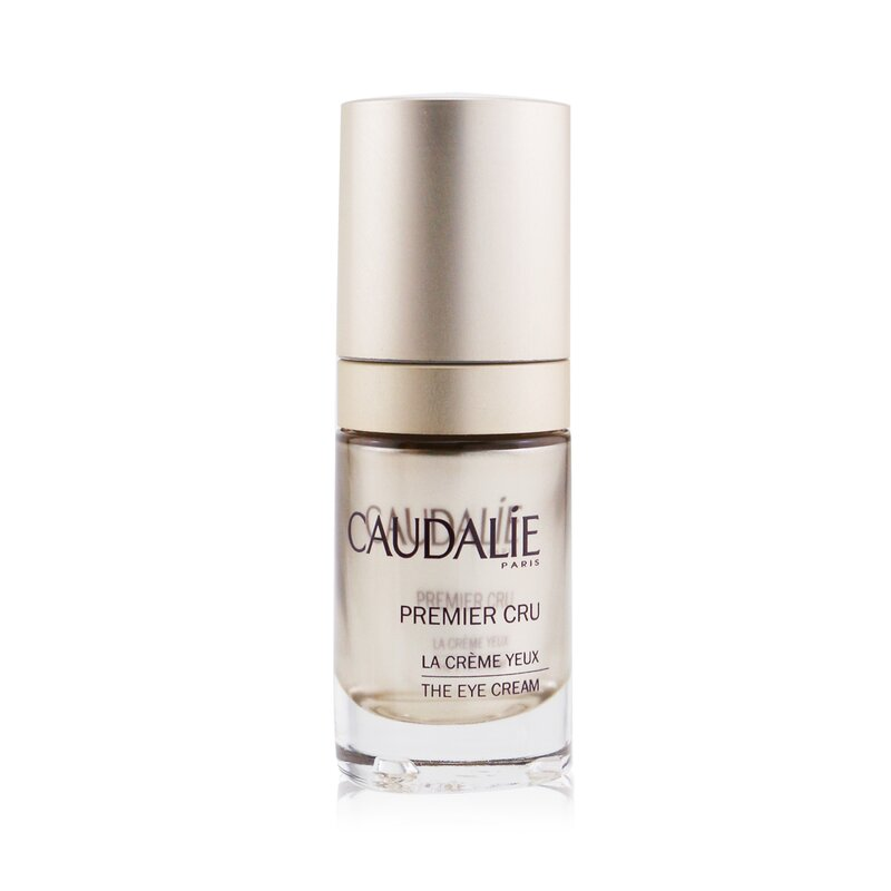 Caudalie 欧缇丽 时光逆转眼霜 有效抗氧 紧致肌肤 匀净肤色 淡化皱纹 淡化黑眼圈 减少浮肿 15ml