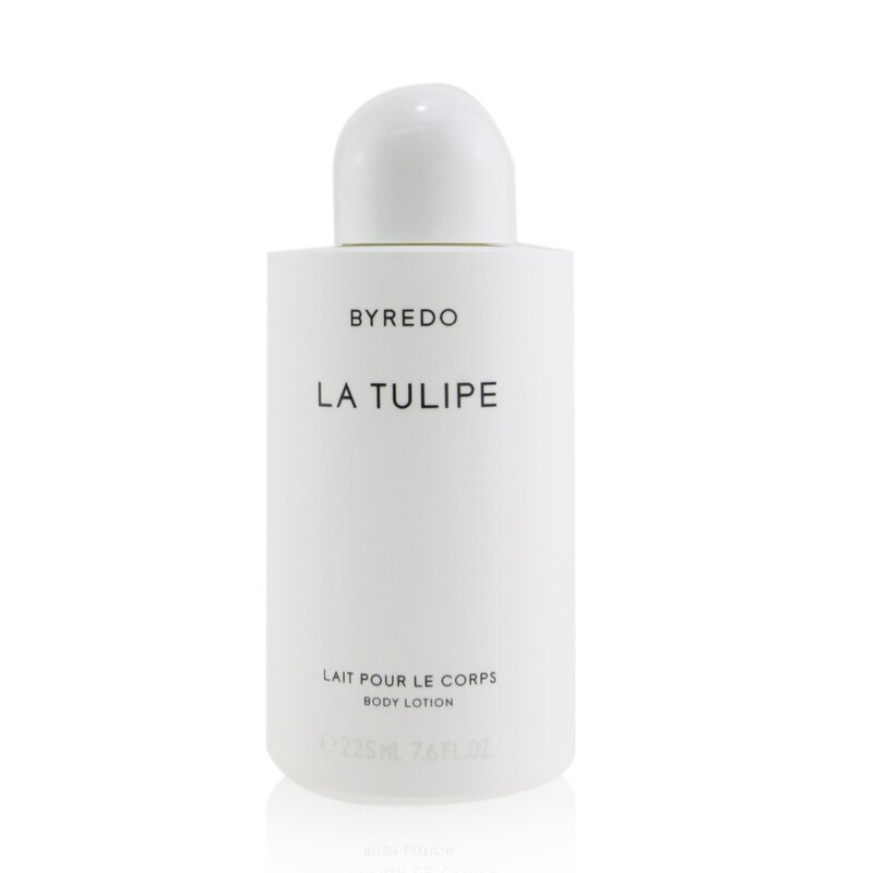 Byredo 百瑞德(拜里朵) 郁金香身体滋润乳La Tulipe Body Lotion 清爽香薰  舒缓身心 225ml