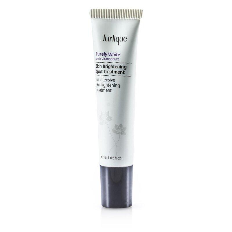 Jurlique 茱莉蔻  活机润白无暇淡斑精华素 减少色斑晒斑 提亮肤色 使肌肤净白透亮有光泽 15ml