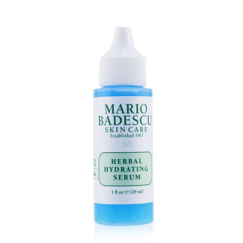 Mario Badescu 翠妍  水漾草本补水精华素(所有肌肤适用)Herbal Hydrating Serum 轻盈滋润 29ml