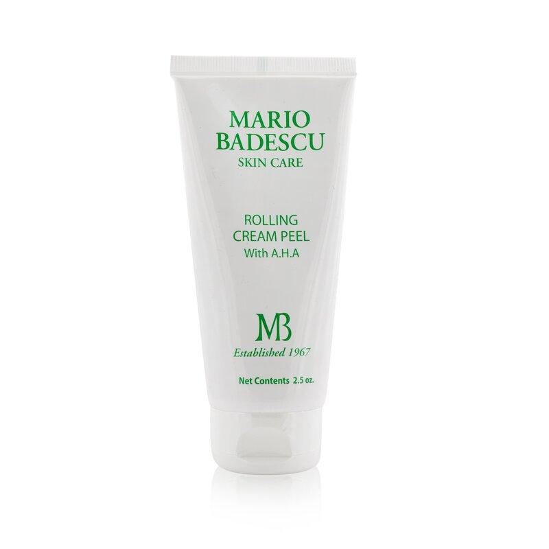 Mario Badescu  翠妍  极速去角质层美白乳(所有肌肤适用)  Cream Peel With AHA 去角质 亮白肌肤 73ml