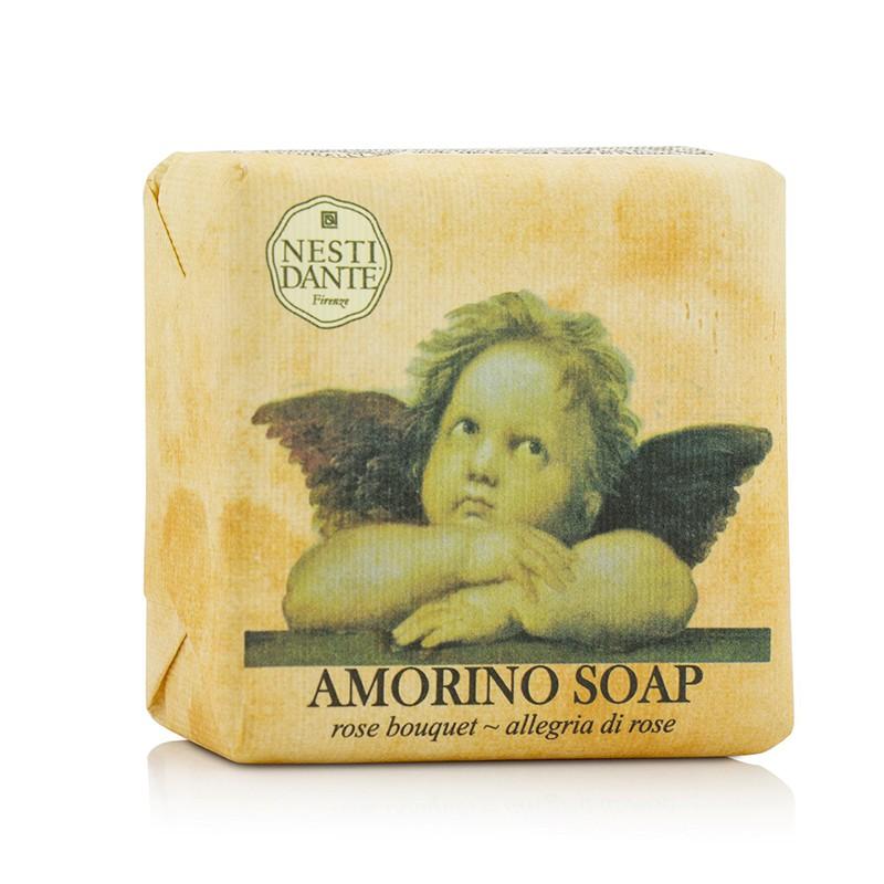 Nesti Dante 内斯蒂丹特 小天使沐浴皂 - 玫瑰花束 香气诱人效果持久温和清洁 150g