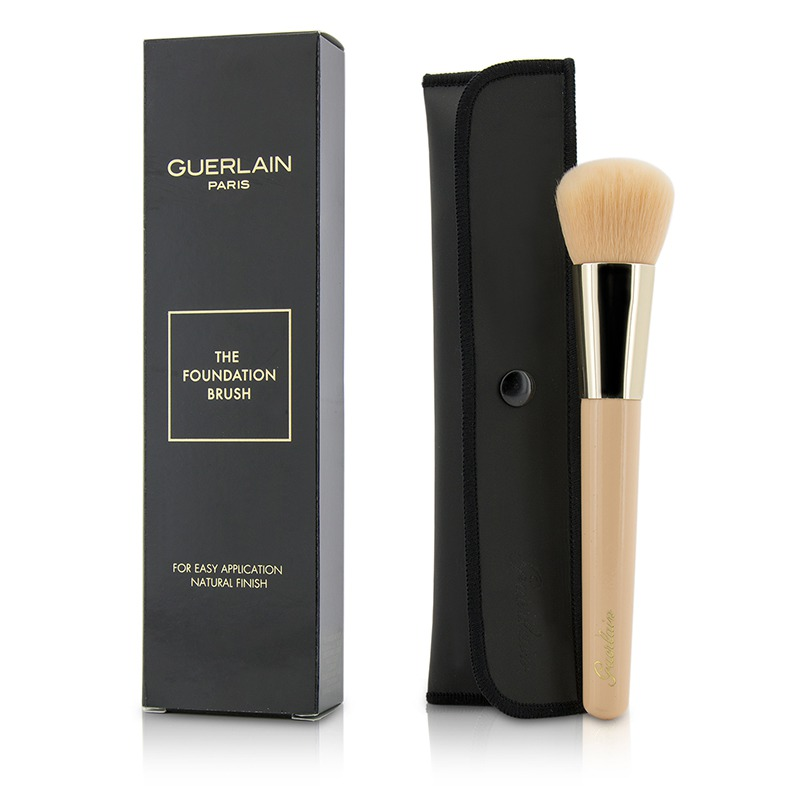 Guerlain 娇兰 粉底刷The Foundation Brush -不留刷痕360度均匀自然