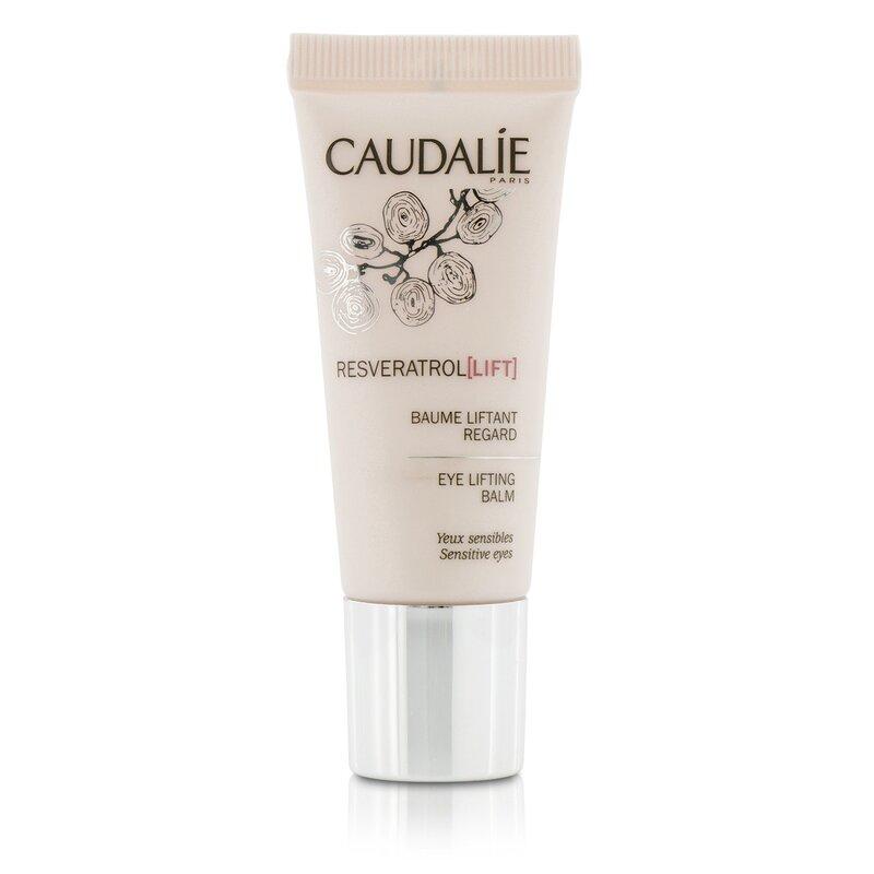 Caudalie 欧缇丽 白黎芦醇紧致提升眼霜 淡化皱纹 滋养紧致 减轻眼袋 平滑眼周 提升眼周肌肤 15ml
