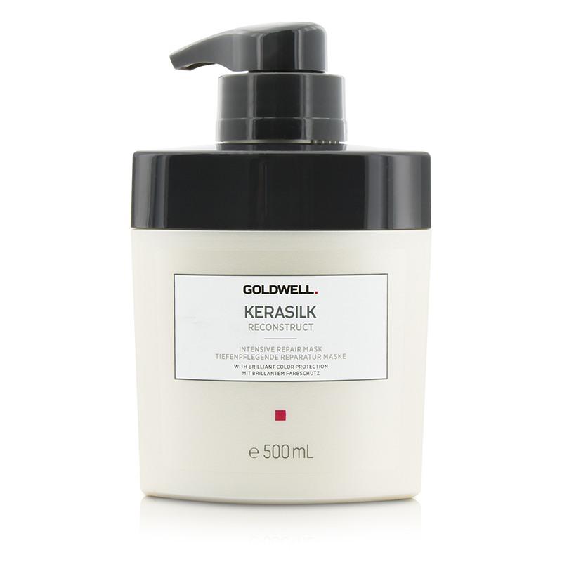 Goldwell  歌薇  蛋白重塑修复发膜(受损发质) 滋养  提供持久的水分 柔软亮泽 500ml