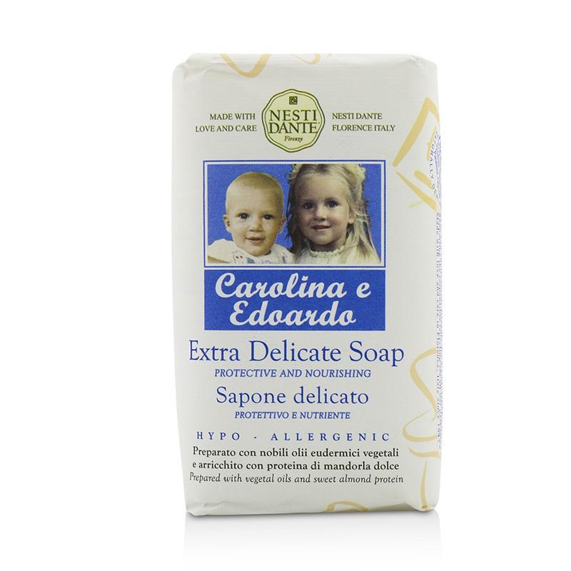 Nesti Dante 内斯蒂丹特 细致温和沐浴皂——防护&滋养 婴儿和敏感肌肤适用 天然柔和 防过敏 250g