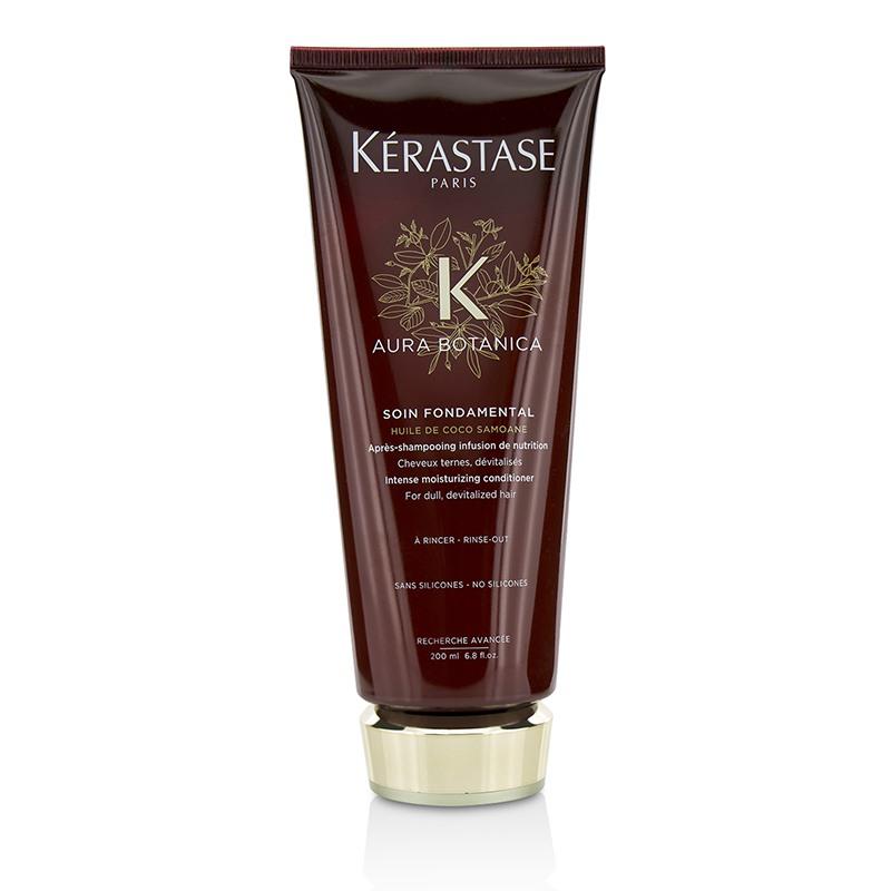 Kerastase 卡诗 天然有机植物护发素-黯哑干枯发质