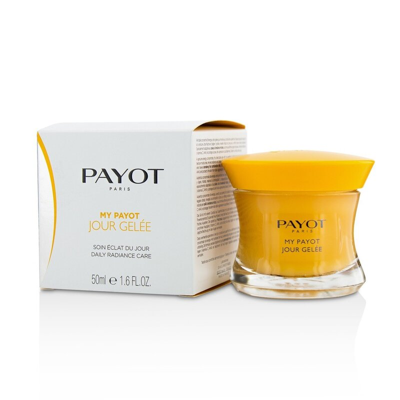 Payot 柏姿 我的柏姿护理啫喱 适合正常到混合性皮肤  强力提亮面部 改善肌肤纹理 50ml