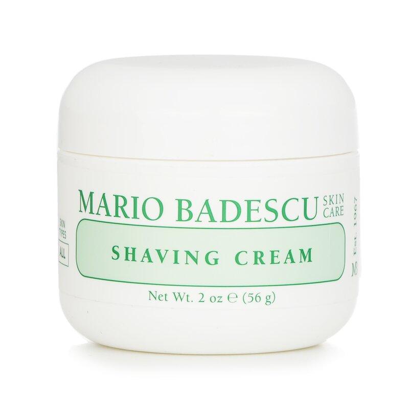 Mario Badescu 翠妍  男士剃须霜  舒缓滋润 软化胡须 避免不适 舒缓肌肤 56g
