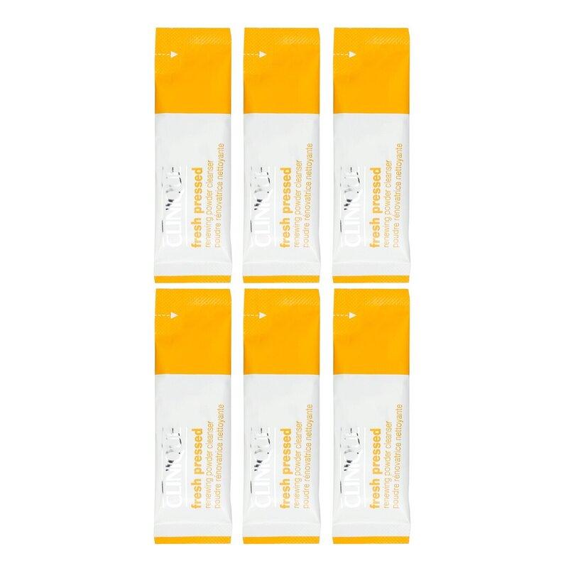 Clinique 倩碧 鲜活维C洁面粉 洗面奶-所有肌肤 28x0.5g 释放活肤效能 每天焕亮肤色