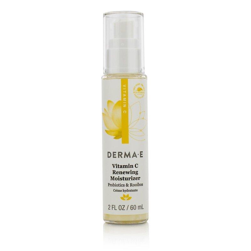 Derma E 德玛依  维生素C更新滋润霜 胶原蛋白 增亮健康 增强防御 60ml