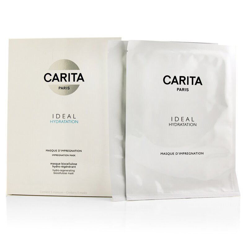Carita 凯伊黛  水润保湿面膜 5pcs 深层补水 舒缓肌肤
