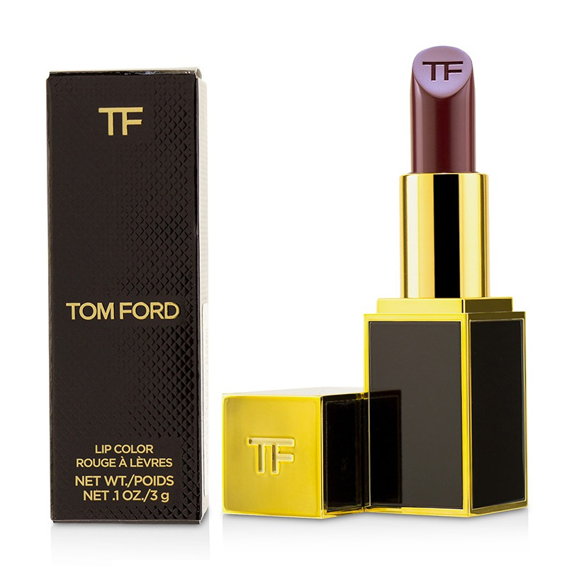 Tom Ford 汤姆福特  哑光唇膏口红 黑金黑管滋润持久Lip Color Matte 柔滑细腻 滋润补水 色泽饱满 3g