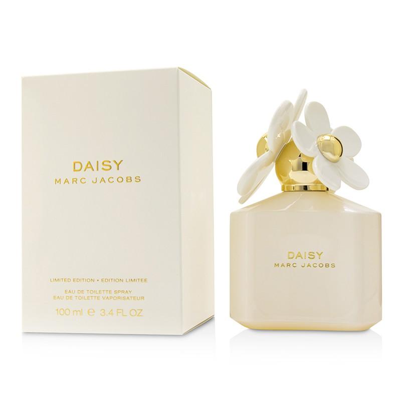 Marc Jacobs 马克·雅可布 雏菊淡香水喷雾(10周年纪念版) 花卉木香 提升魅力 甜美清新 100ml