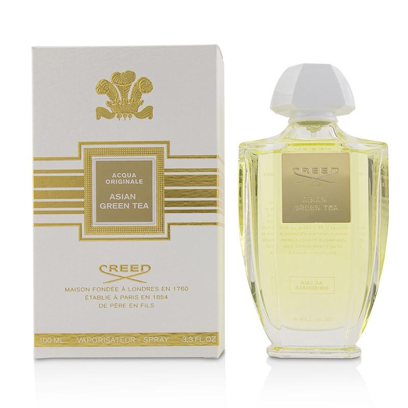 Creed 信仰  亚洲绿茶女士香水Asian Green Tea Fragrance Spray 100ml 柑橘馥奇香调