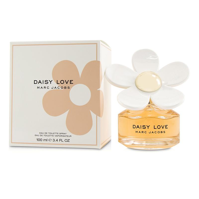 Marc Jacobs 马克·雅可布 雏菊之爱淡香水喷雾 花果木香  清新  甜美  香甜  温暖