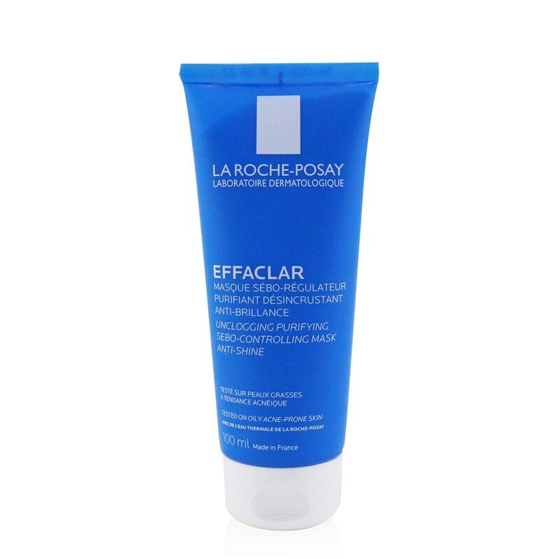 La Roche Posay 理肤泉  清洁面膜  去除油脂 深度清洁 提亮肤色 淡化暗沉 滋润补水100ml