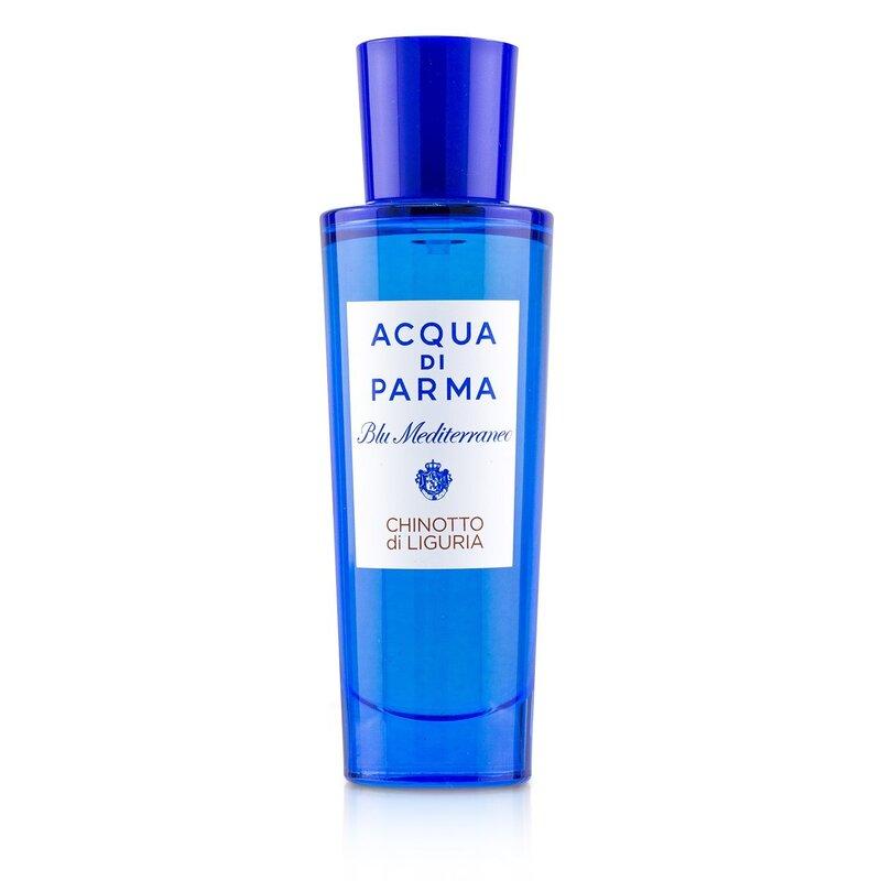 Acqua Di Parma 帕尔玛之水 蓝色地中海利古里亚柑橘女士淡香水 蓝色地中海柑橘汽水淡香水 30ml