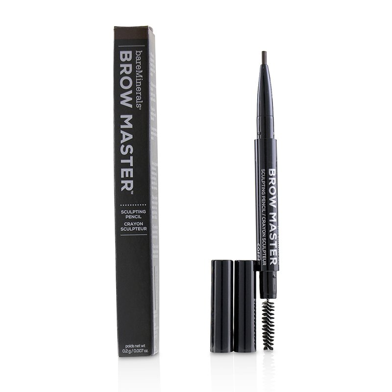 BareMinerals 贝茗 双头塑眉笔Brow Master Sculpting Pencil 0.2g