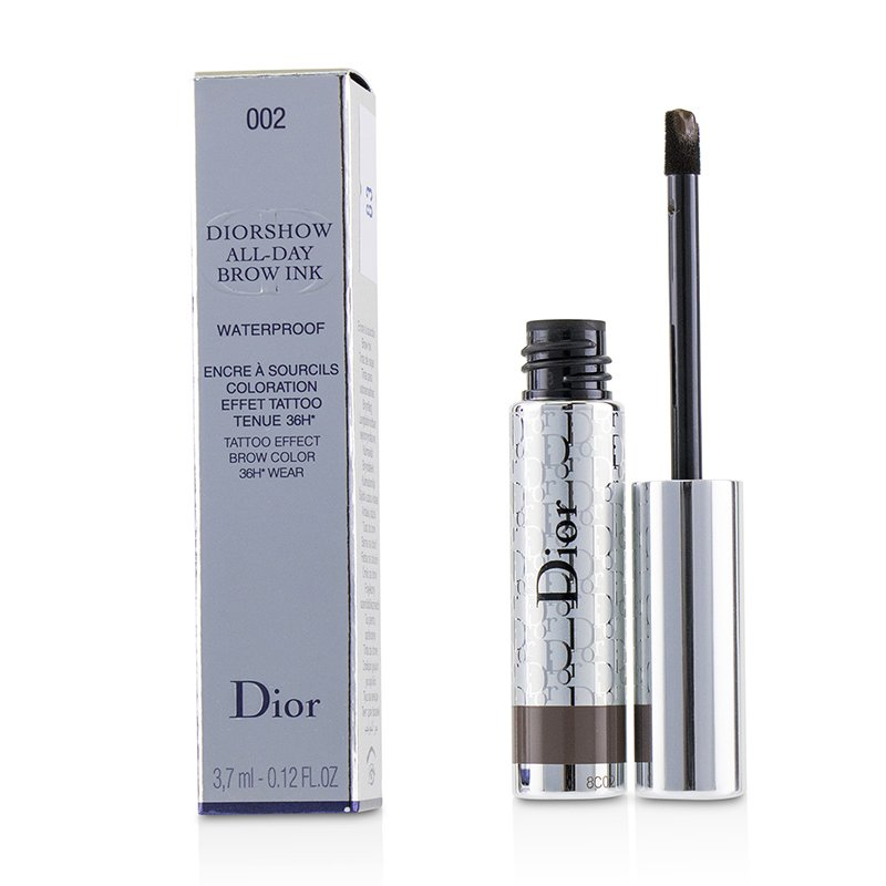 Christian Dior 迪奥 全天候持久防水染眉液Waterproof Brow Ink 增密眉毛 防水 妆效持久自然雅致 3.7ml
