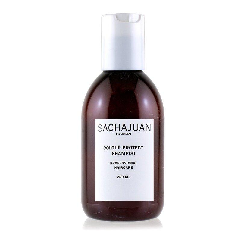 Sachajuan 三茶官  锁色护色洗发水Colour Protect Shampoo-染色头发适用