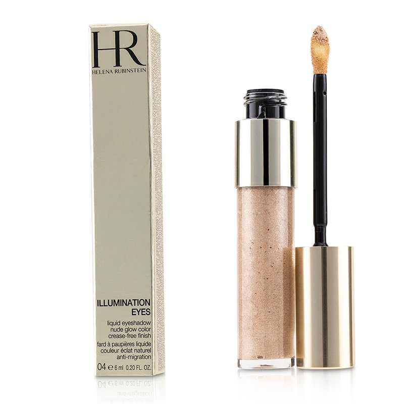 Helena Rubinstein HR赫莲娜 光采液体眼影Eyes Liquid Eyeshadow 质感柔滑 保持清爽 不褪色 6ml