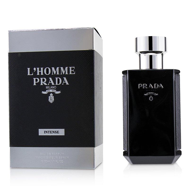 Prada 普拉达  玄色绅士香水喷雾 经典热情 神秘诱人