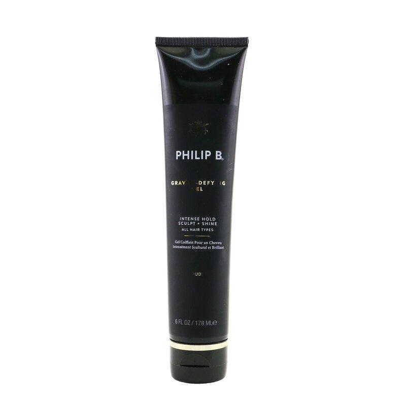 Philip B 菲利普 B 造型发胶(所有发質)Gravity-Defying Gel 强力塑型 丝滑保湿 增加光泽 178ml