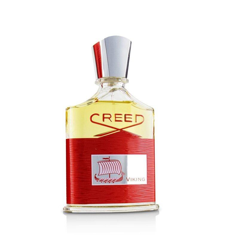 Creed 信仰  海盗男士香水Creed Viking Fragrance Spray  木质馥奇香调  提升魅力 100ml