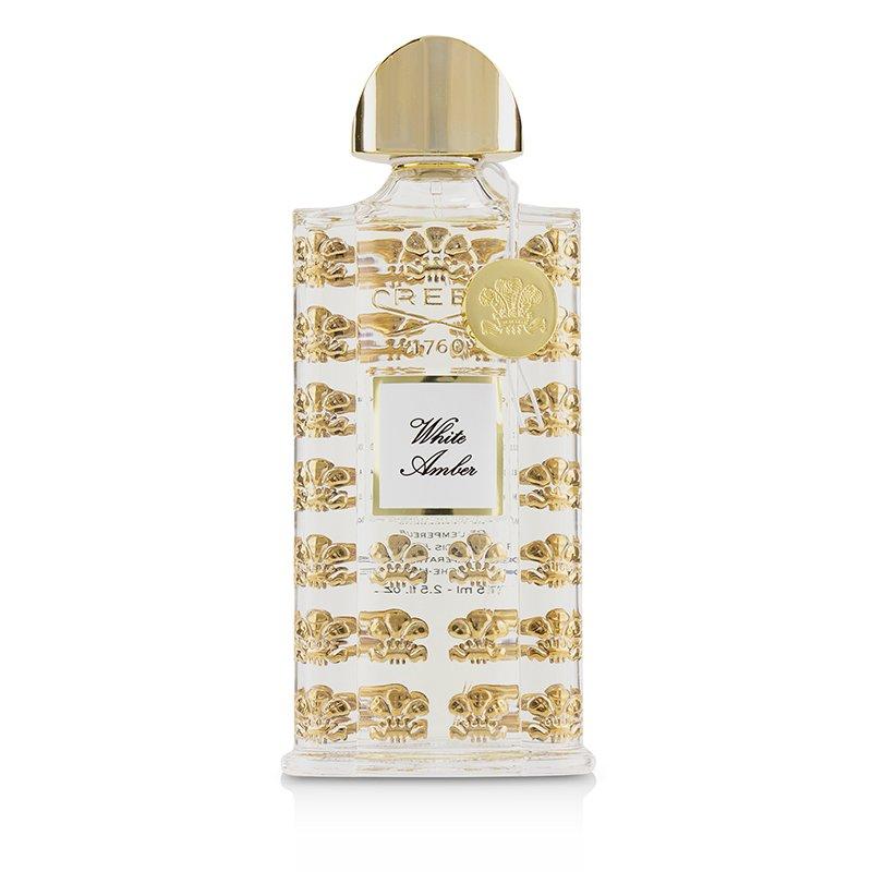 Creed 信仰  白色琥珀女士香水White Amber Fragrance Spay 东方花香调 提升魅力 75ml