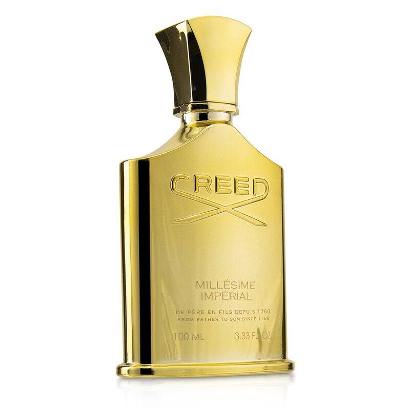 Creed 信仰  Millesime Imperial Fragrant Spray 千年帝国香水喷雾 海洋柑橘香 温暖诱人 100ml