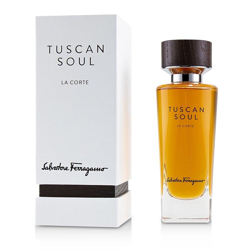 Salvatore Ferragamo 菲拉格慕  科特淡香水Tuscan Soul La Corte EDT 东方花香调 提升魅力 75ml