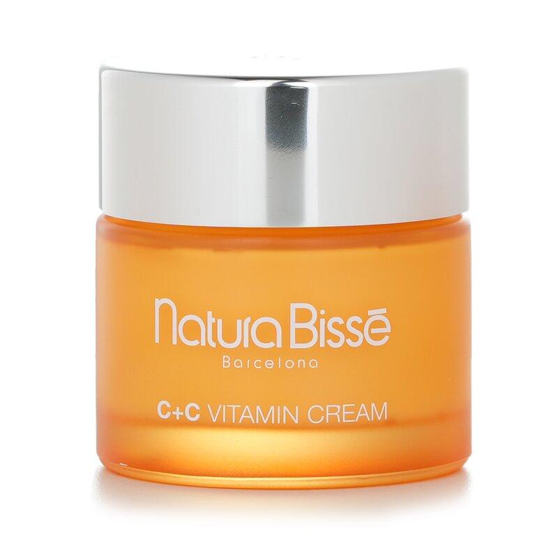 Natura Bisse 悦碧施 维C营养润肤面霜 C+C面霜-中性至干性肌肤适用 75ml
