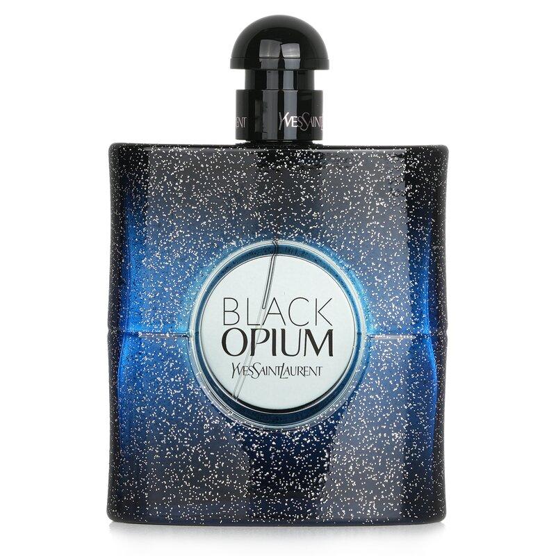 Yves Saint Laurent 圣罗兰(YSL) (蓝鸦片)黑鸦片加强版女士香水 Black Opium Intense 90ml/3oz