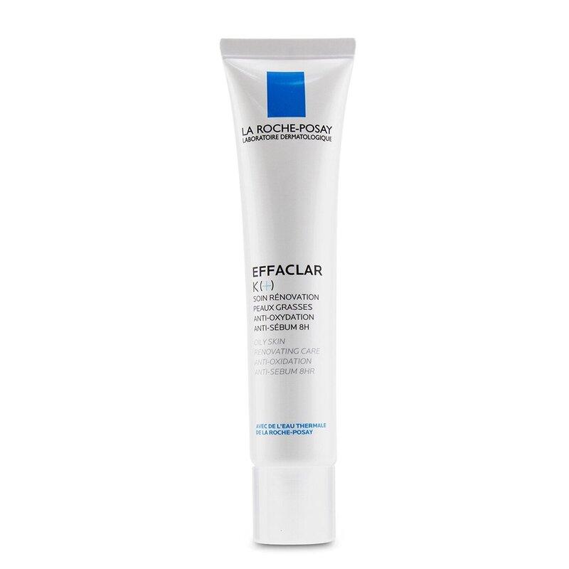 La Roche Posay 理肤泉  (K+乳)清痘净肤细致精华乳  水凝胶质地   达到8小时控油脂 40ml