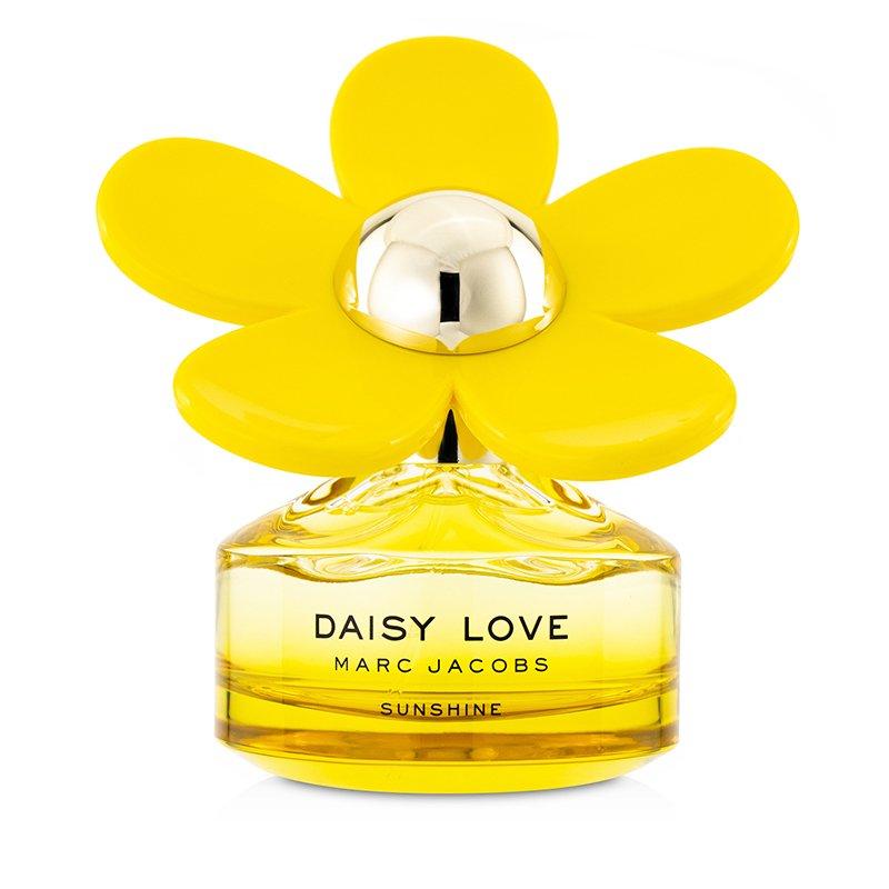 Marc Jacobs 马克·雅可布 雏菊之爱金灿版女士淡香水 Daisy Love Sunshine EDT 50ml