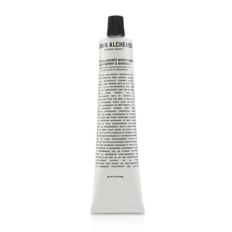 Grown Alchemist 平衡保湿乳液 适合中性至混合性肌肤 60ml