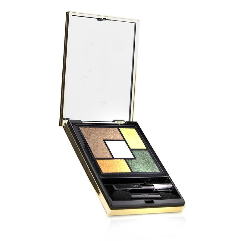 Yves Saint Laurent 圣罗兰(YSL) 蒙德里安五色眼影 12小时长效显色 打造摩登时尚的立体眼妆   5g