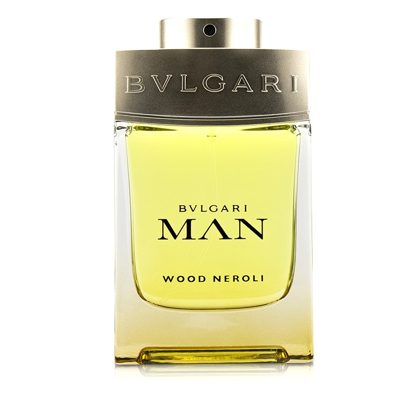 Bvlgari 宝格丽 曼伍德橙花香水喷雾 木质香调 清新爽朗 活泼迷人 温暖粉感 年轻精致